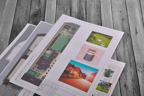 Печать чертежей, проектов